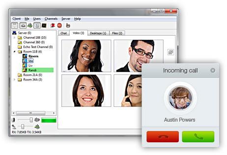 VoIP Video EVO SDK | Conaito