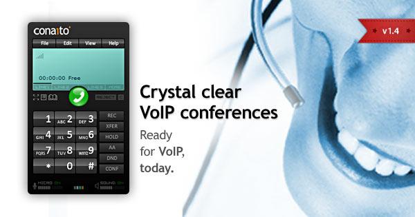 Conaito VoIP SIP Client SDK