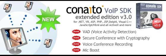 conaito VoIP Extended SDK ActiveX